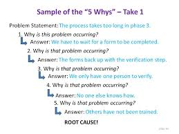 Prepared By Ben Mauk And Renee Smith Nyberg Ppt Video Online Download 5 Whys Form