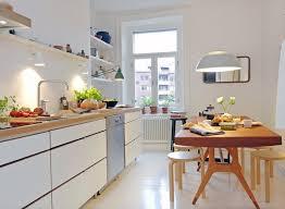 Kitchen Scandinavian Kitchen Ideas White Oval Table - Scandinavian kitchen table