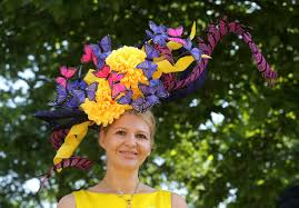 the most magnificently insane hats from 2017 u0027s royal ascot