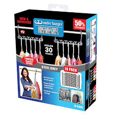 Extra Closet Storage by Amazon Com Wonder Hanger Max New U0026 Improved 3x The Closet Space
