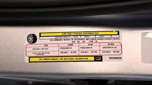 2015 dodge grand caravan tire pressure monitoring system youtube