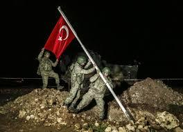 Flag Ir Turkey Flag Scene Draws Parallels To Iconic Iwo Jima Photo Time