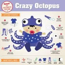 Infant Octopus Halloween Costume Diy Baby Octopus Halloween Costume Easy Baby