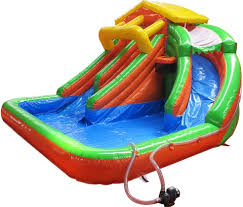 Backyard Water Slide Inflatable by China Inflatable Slides Surfrabbit
