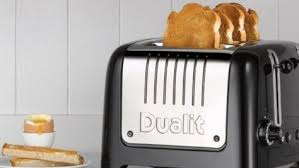 Duralit Toaster Dualit Toaster With Built In Sensors Dualit Toaster With Built