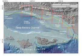 Channel Islands Map California Seafloor Mapping Program Reaches Milestone