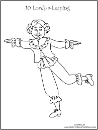 12 days of christmas coloring page 88 best 12 days images on pinterest 12 days twelve days of