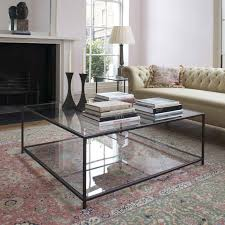 Large Ottoman Coffee Table Coffee Table Breathtaking Large Square Coffee Table Decorating