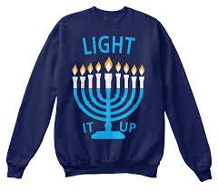 light up hanukkah sweater light it up hanukkah sweater light it up products from hanukkah