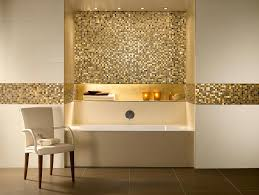 Bathroom Feature Tiles Ideas by The Best Ways To Lighten Up A Windowless Bathroom U2013 Adorable Home