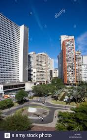 Modern Buildings Brazil Rio De Janeiro Modern Buildings In The Centro District