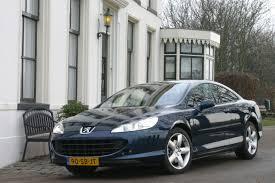 peugeot 407 coupe tuning test gt peugeot 407 coupé autotests autowereld com