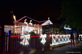 where to go see christmas lights christmas lights adelaide 2017 the best streets to see christmas