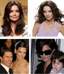 hairstyles through the years katie holmes shows how your hairstyle defines you the hairstyle