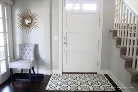 home interior design rugs rugs pattern entryway rug ideas with white door and white tufted
