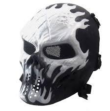 mardi gras skull mask 9 style fashion cs horror skull resin mask tactical
