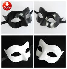 mardi gras decorations wholesale black white party masks venetian masquerade decoration