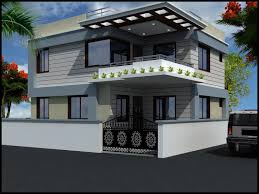 Duplex Home Plans Duplex House Plan With Elevation House Plans