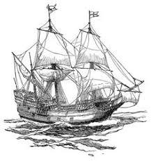 11 best mayflower images on ship paintings pilgrims