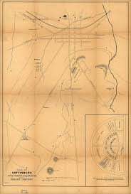Gettysburg Map 94 Best Gettysburg Battlefield Maps July 1 2 3 1863 Images On