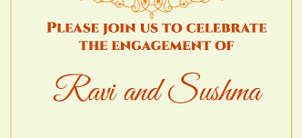 engagement ceremony invitation invitation card for engagement ceremony linksof london us