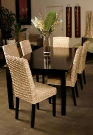 tropical dining room furniture tropical dining room sets 18 eclectic rooms with boho style 16 148