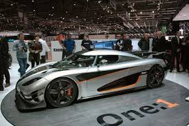 car koenigsegg price geneva koenigsegg agera one 1 shows up with all 1 341 horses