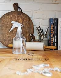 Chandelier Spray Cleaner So That Spray On Chandelier Cleaner Does It Work The Of