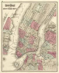Brooklyn New York Map by Brooklyn Map Promotion Shop For Promotional Brooklyn Map On