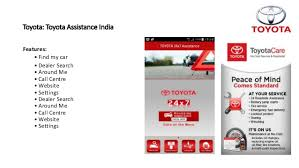 toyota website india automobile industry takes a digital turn in india