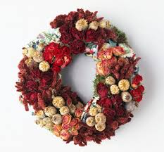 how to choose a living room wreath