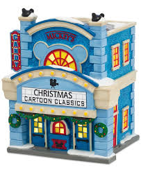 department 56 halloween sale join your favorite mouse for all the christmas cartoon classics