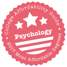 Affordable by 50 Best Psychology Schools 2017 Rankings