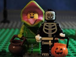 Lego Halloween Of Minifigures Series 14 Brick Film Stop Motion