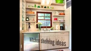 kitchen shelving ideas youtube