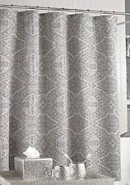 Silver Sparkle Shower Curtain Shower Curtains Belk