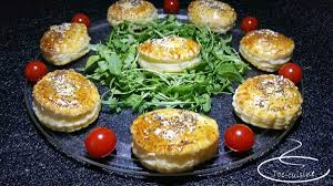 salicorne cuisine mini tourtes de gambas au beurre d herbes et salicorne toc