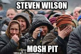 Wilson Meme - watch steven wilson reacts to steven wilson memes is tragically