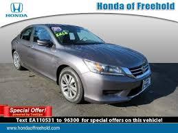 honda accord deals nj honda and used car dealer freehold nj honda of freehold
