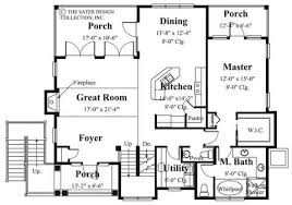 multi level home floor plans multilevel home plans sater design collection inc