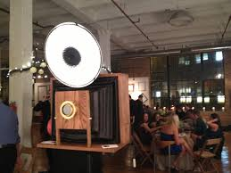 chicago photo booth rental mismatched vintage loft wedding at chicago society