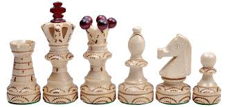 Ceramic Chess Set The Ambassador Chess Set And Board Combo House Of Staunton