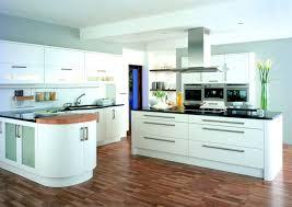 Curved Kitchen Designs Silver Kitchen Units Online