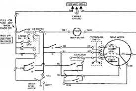 washing machine motor capacitor wiring diagram wiring diagram