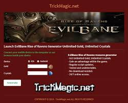 elf update evilbane rise of ravens hack online cheats generat
