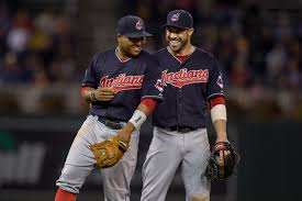 cleveland indians 3 players who can start the season at second base sep 24 2015 minneapolis mn usa cleveland indians third baseman jose ramirez 11 and second baseman jason kipnis 22 laugh during a seventh inning