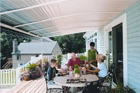 Retractable Awning Accessories Sunsetter Rainaway Arches Retractable Awning Accessories