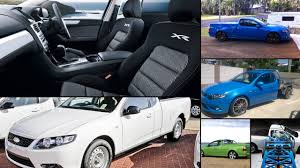 ford falcon all years and modifications with reviews msrp
