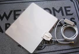 Hd Antenna Map Mohu Leaf Indoor Hdtv Antenna Review