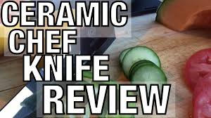 ceramic knife review the dalstrong infinity blade and gift set